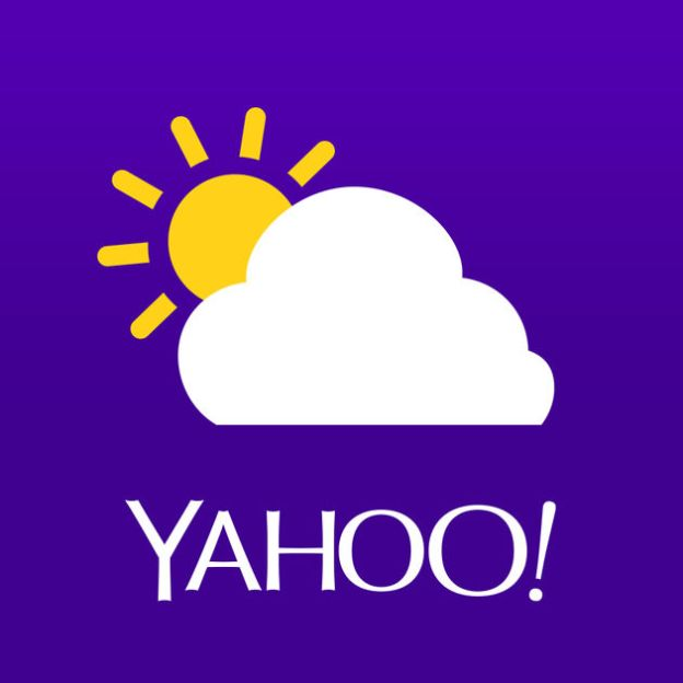 Yahoo Weather Logo